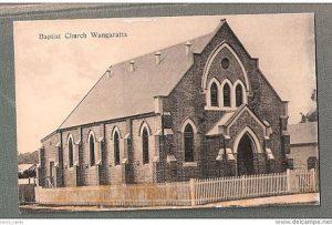 Baptist Church Wangaratta